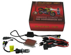 Hid xenon conversion kit for Motorcycle