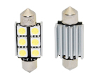 T11*39 6SMD Canbus Led