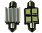 T11*36 4SMD Canbus Led