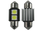 T11*31 2SMD Canbus led