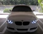 Ccfl Angel Eyes For BMW E34