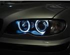 Ccfl Angel Eyes For BMW E36