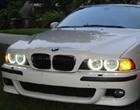 Ccfl Angel Eyes For BMW E38