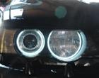 Ccfl Angel Eyes For BMW E53 X5