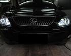Ccfl Angel Eyes For Lexus Rx330/RX350
