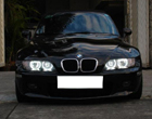 Ccfl Angel Eyes For BMW Z3