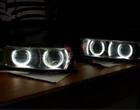 Ccfl Angel Eyes For Mitsubishi Galant