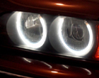 Ccfl Angel Eyes For BMW E39 OEM