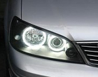Ccfl Angel Eyes For Ford Mondeo