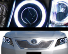 Ccfl Angel Eyes For Toyota Camry