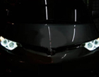 Ccfl Angel Eyes For Toyota Previa