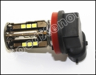 GOLD H8 H11 30SMD 2835