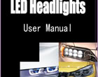How to install the car LED headlight <br>