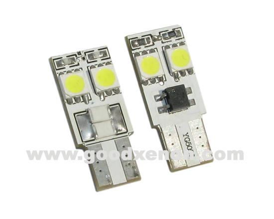T10 4SMD Canbus led
