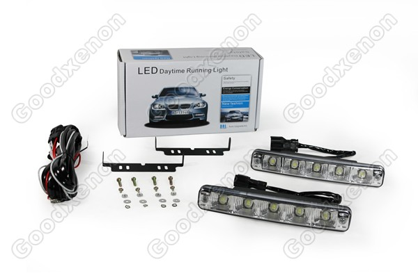 D03 Daytime Running Lights
