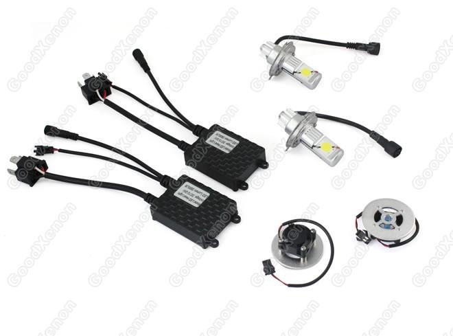 H4 LED Headlight V2.0