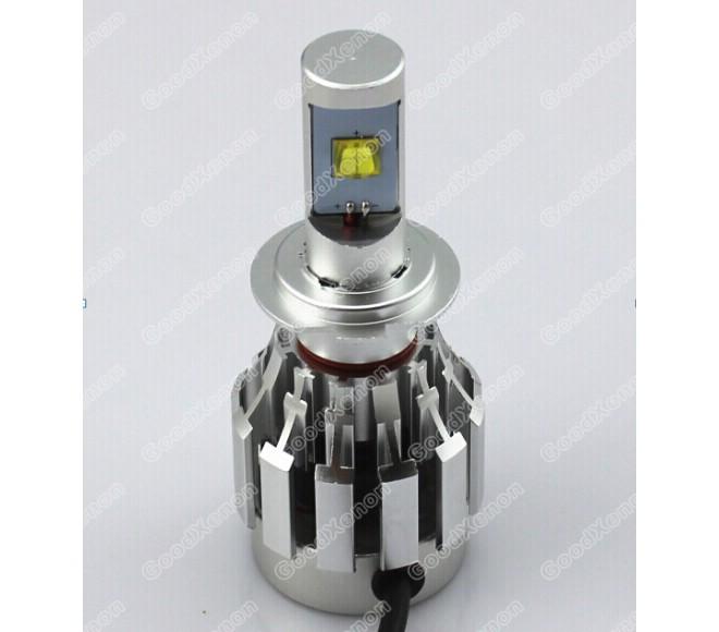 LHA-CREE MKR 7070-H7-3000LM-Headlight